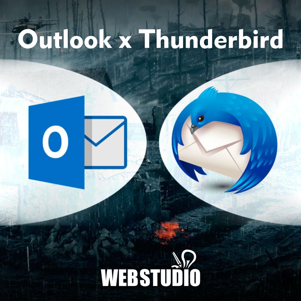 Outlook x Thunderbird